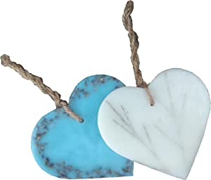 Touch Nature Big Hearts Hearts Wax Air Freshener Winter Cheer (2pcs)