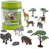 Animal Planet Zipper's Safari Play Set