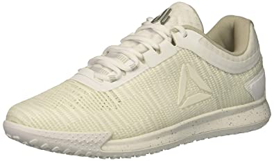 02aa37568e07bf Reebok Men s JJ II Low Cross Trainer White Silver Metallic 7 ...