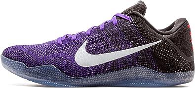 Nike Kobe XI Elite Low, Zapatillas de Baloncesto para Hombre, Gris ...
