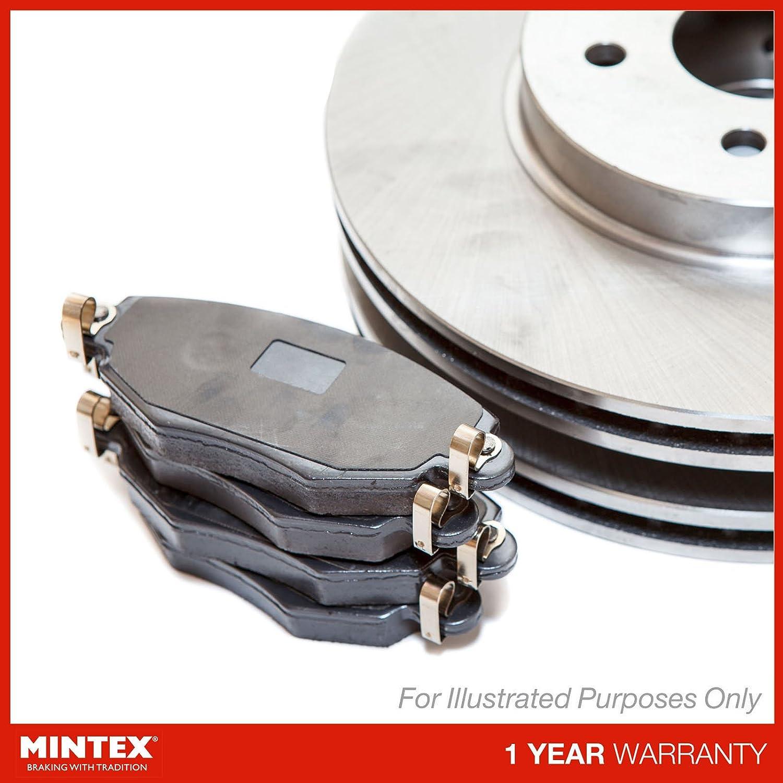 Mintex MDK0219 Brake Set, Disc Brakes: Amazon.co.uk: Car & Motorbike