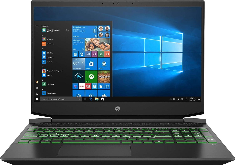 HP Pavillion Gaming Laptop 15-ec0001ca 15.6 FHD Ryzen 5 3550H 2.1GHz 8GB DDR4 256GB NVME GTX 1050 3GB Webcam Windows 10 Home 64 (Renewed)