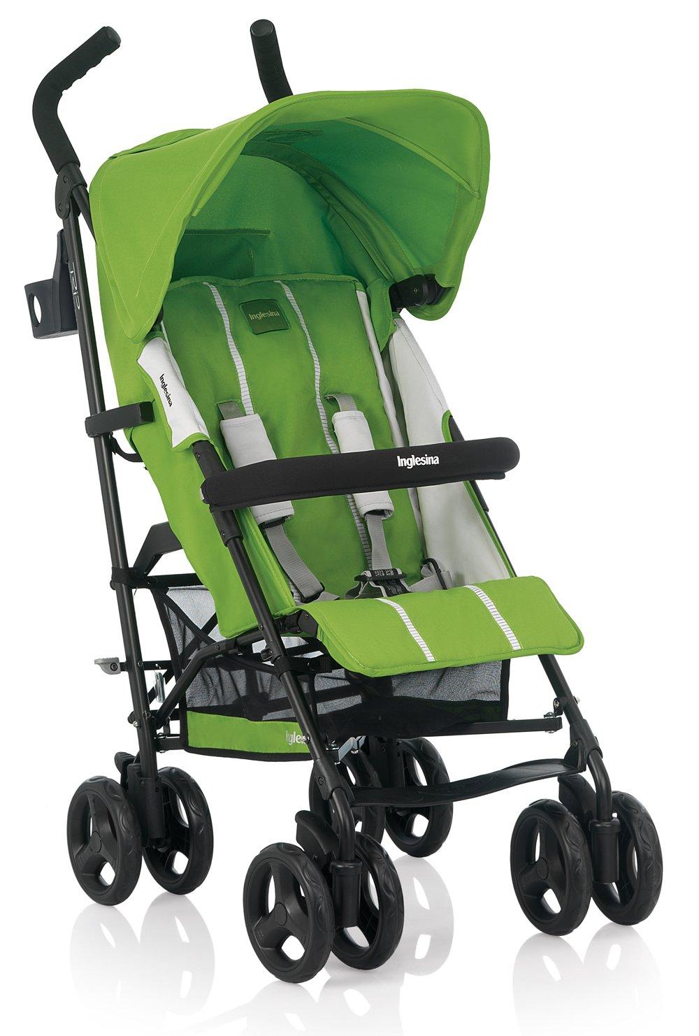 Inglesina AG82E0MLA - Silla de paseo Trip Mela, color verde