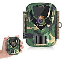 "$39 » TOGUARD Mini Trail Camera FHD 1080P 12MP Game Camera 2"" LCD Screen Small Hunting Trap…"