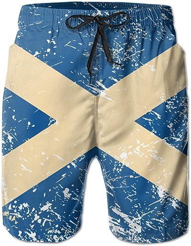 Big Hit Summer Breathable Mens Board Shorts Trunks Beach Board Shorts Swimming Shorts