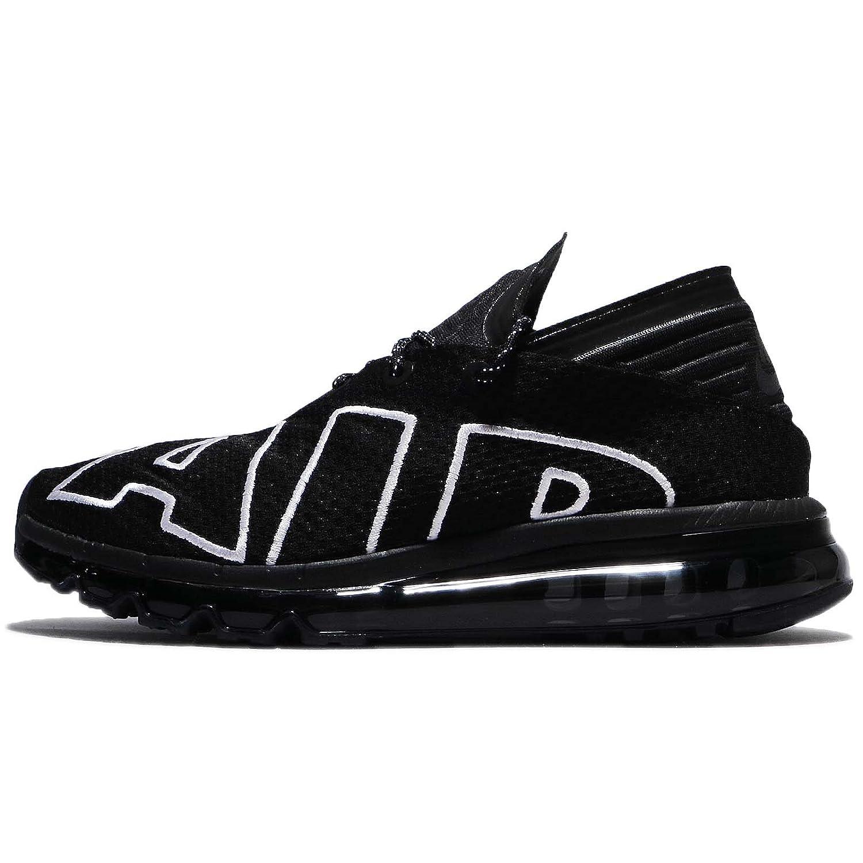 (ナイキ) エア マックス フレア メンズ ランニング シューズ Nike Air Max Flair 942236-001 [並行輸入品] B078NRMNP3 26.0 cm ブラック/ホワイト