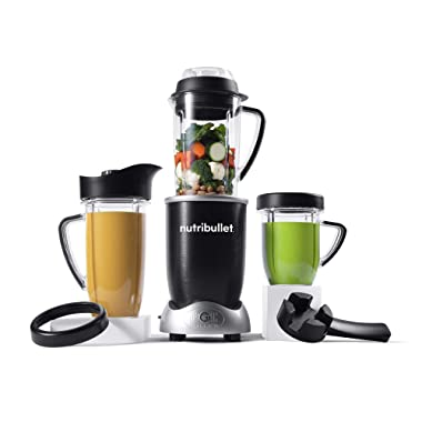 NutriBullet Rx N17-1001 Blender, Black
