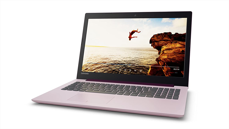 "Lenovo IdeaPad 330 15.6"" HD LED Backlit Anti-Glare Business Laptop, Intel Dual-Core i3-8130U Up to 3.4GHz (Beat i5-7200U), 8GB DDR4, 1TB HDD, 802.11ac, Bluetooth, HDMI, Webcam, Windows 10 (Purple)"