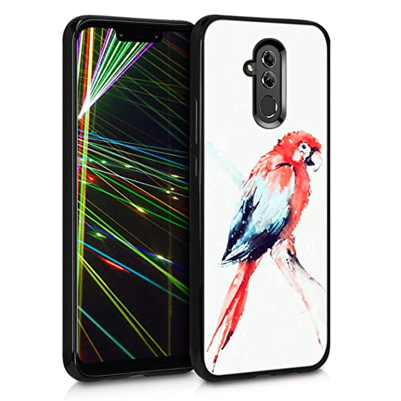 Amazon com: Parrot Case for Huawei Mate 20 Lite Cases Parrot