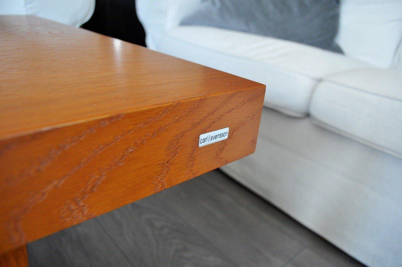 Carl Svensson Design Couchtisch Tisch T 111 5 Kirschbaum Amazon