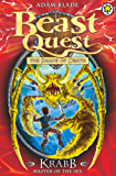 Beast Quest: Krabb Master of the Sea: Series 5 Book 1