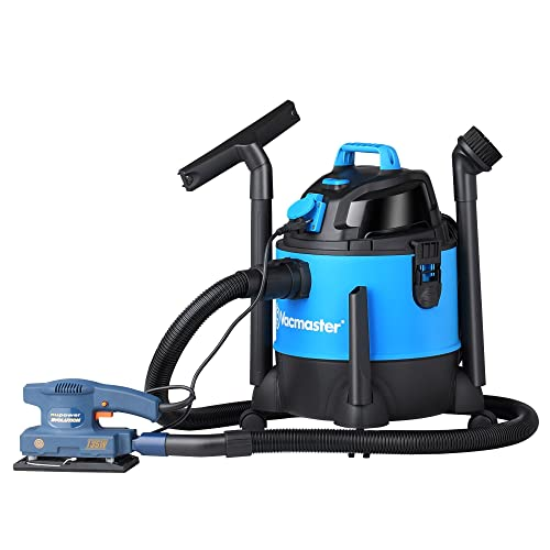Vacmaster Multi 20 Wet & Dry Dust Extractor Vacuum Cleaner with PTO. 20 Litre. 1250w. Fast & Free Delivery