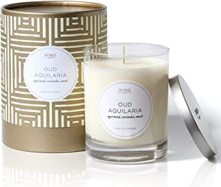 product image for KOBO Candles Oud Aquilaria and Gute Wick Cutter (2 Piece Bundle)