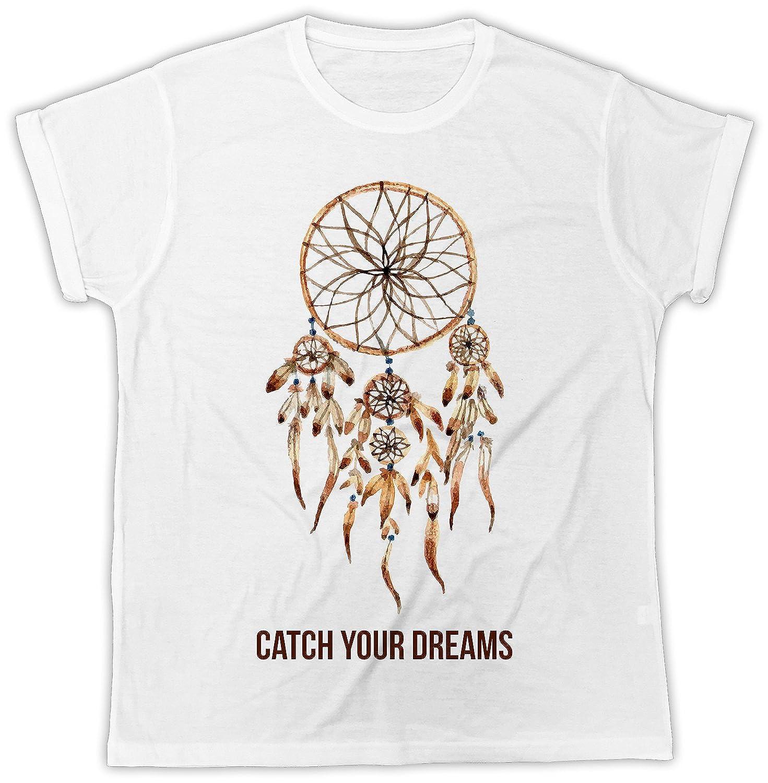 Uk print king Catch Your Dreams Dreamcatcher Divertida 3308a1cdb59d1