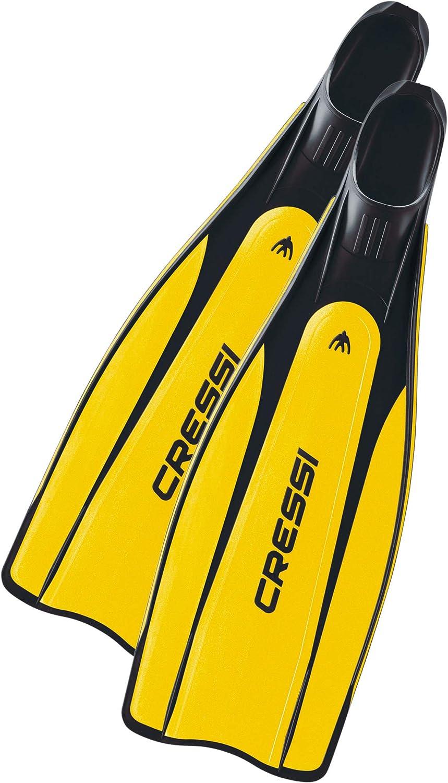 Apn/ée Palme chaussante de Snorkeling Cressi Pro Star Plong/ée
