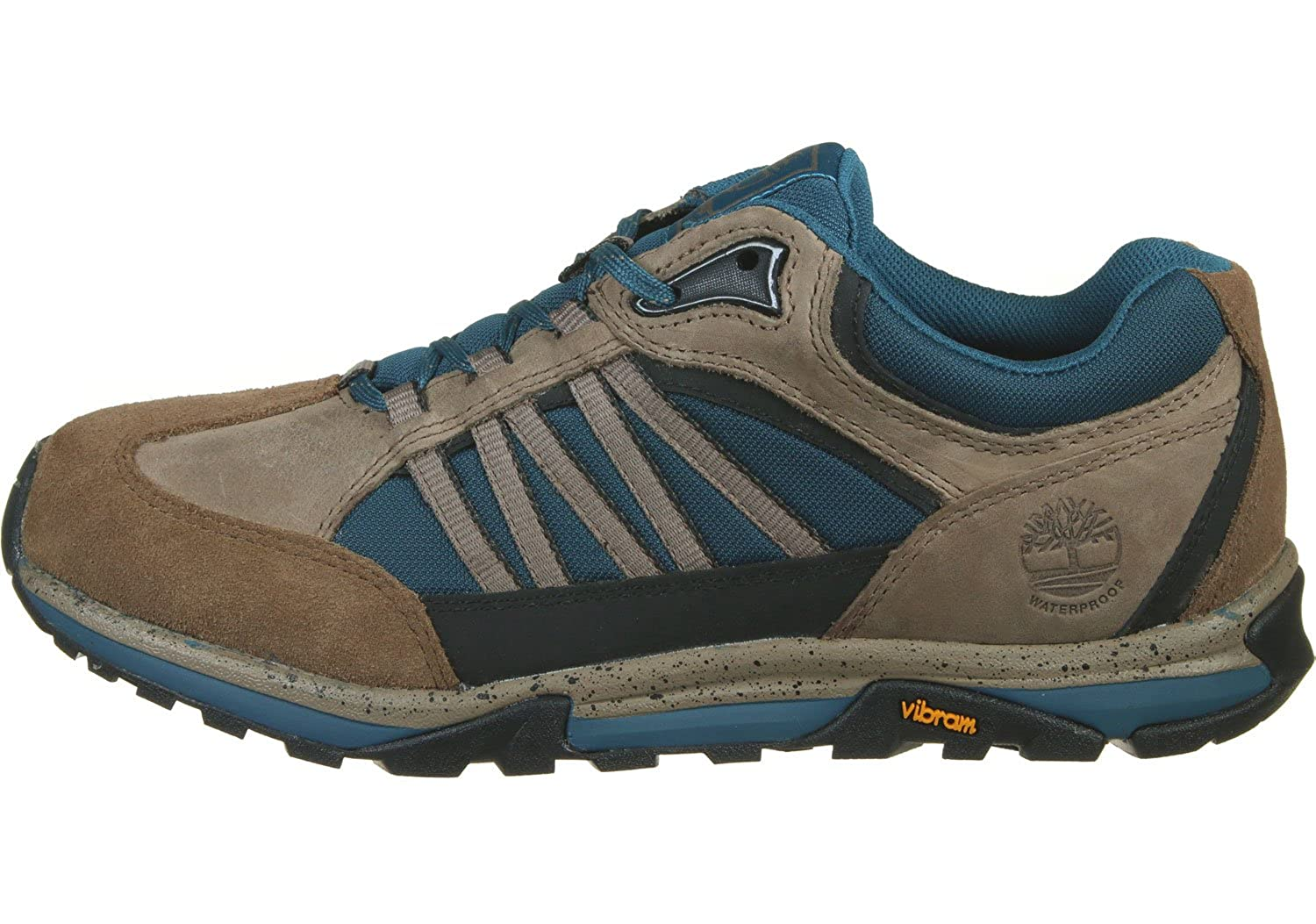 Timberland Edgewater Low WP Approach Shoes Brown braun blau Size:43:  Amazon.co.uk: Sports & Outdoors