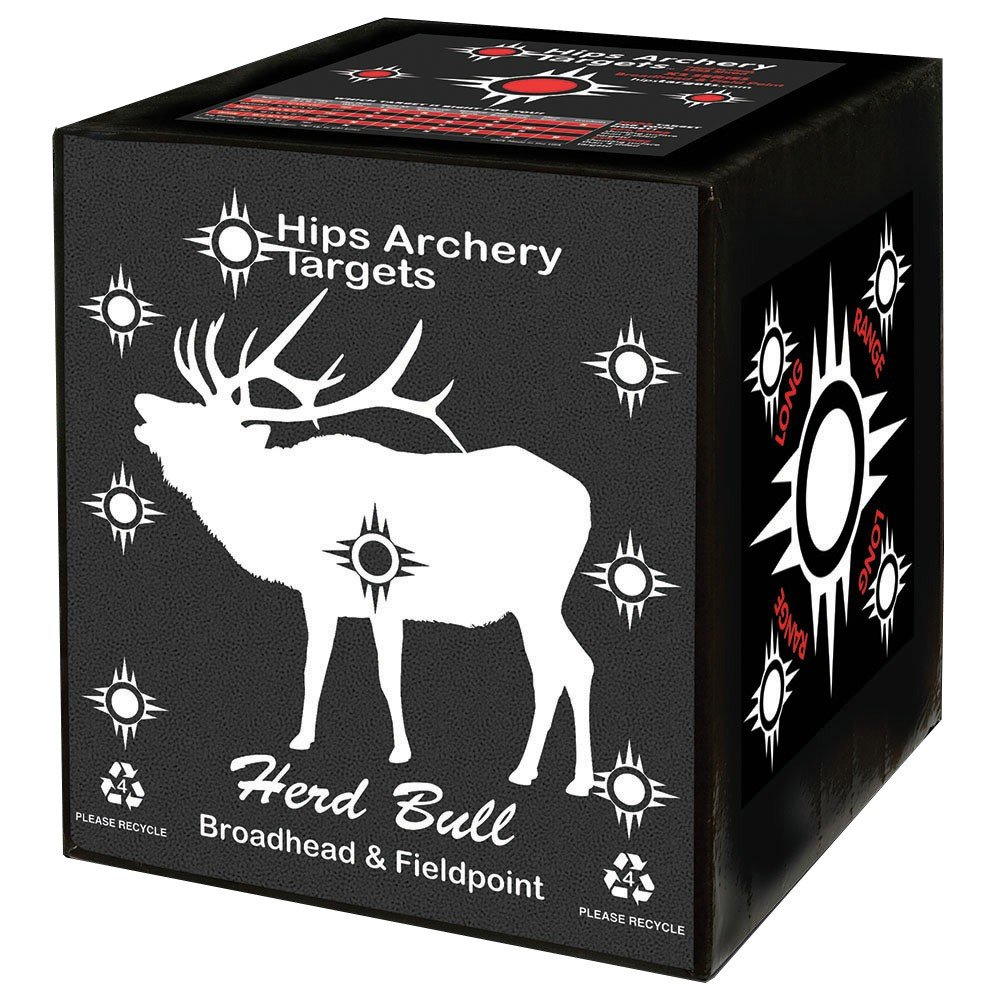 Hips Archery Targets X2 Big Game Series Herd Bull Target