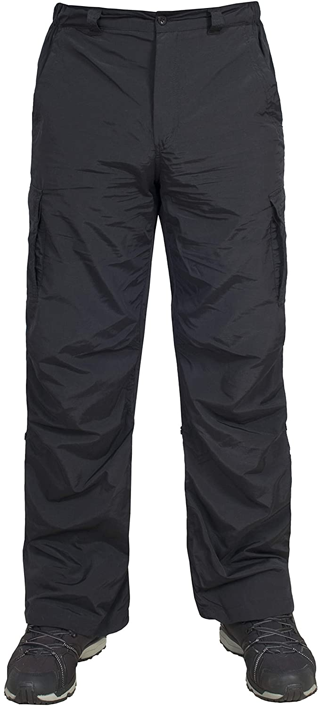 cb18732d5784b Trespass MABTTRF10002_BLKM/SL Pantalones, Pantalones, Pantalones ...