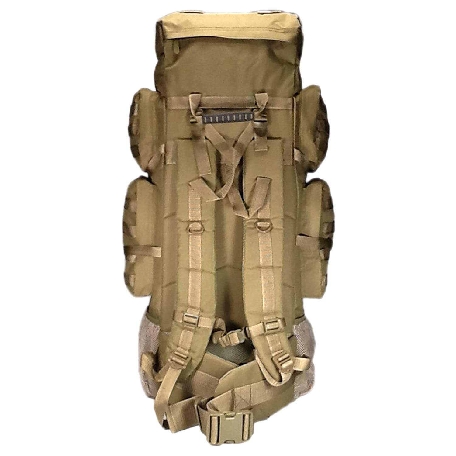 34 5200 cu. in. Tactical Hunting Camping Hiking Backpack THB001 TAN