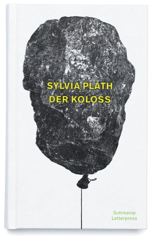 Der Koloss: Gedichte (Suhrkamp Letterpress)