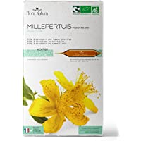 Flora Natura - Millepertuis Bio - Relaxation et sommeil - 20 ampoules