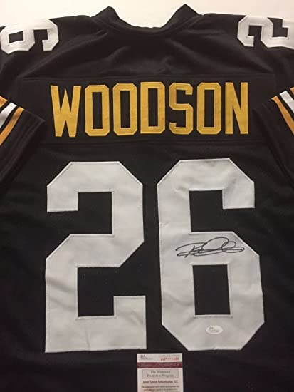 buy game rod woodson jersey pittsburgh steelers 26 road white 3c817 f5a95 811ac7e26
