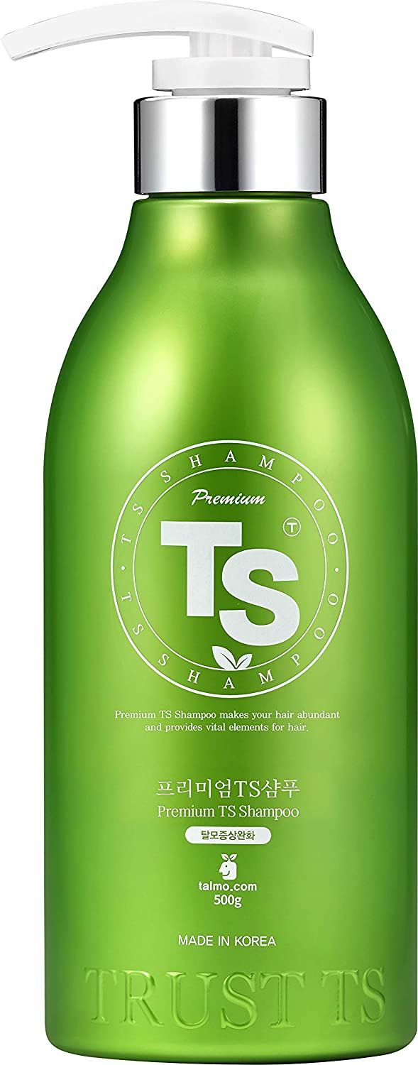 Premium TS Shampoo 500ml, Best Selling Hair Loss Prevention Shampoo, K-Beauty