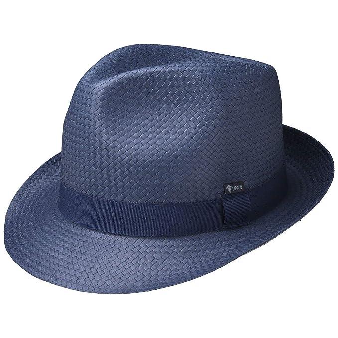 Lipodo Colour City Trilby cappello di paglia unisex  410740241f0a