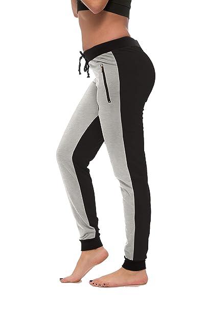 Amazon.com: Coco-Limon - Pantalón de chándal para mujer ...