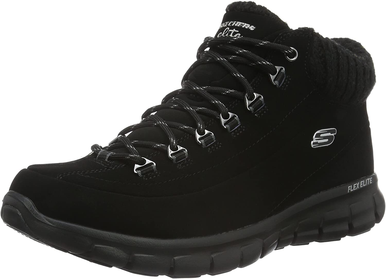 Skechers Damen Synergy Winter Nights 12122 Kurzschaft Stiefel