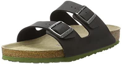 b4a272a5afab Birkenstock Men s Arizona Birko-Flor Mules  Amazon.co.uk  Shoes   Bags