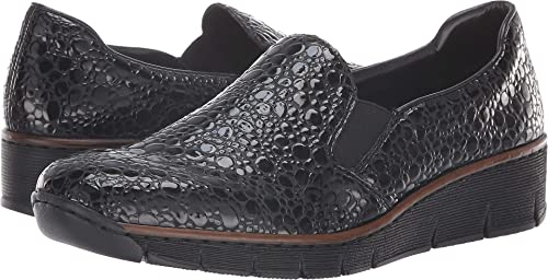 Rieker 53766 90 Doris Shoes | Rieker Women's Slip Ons