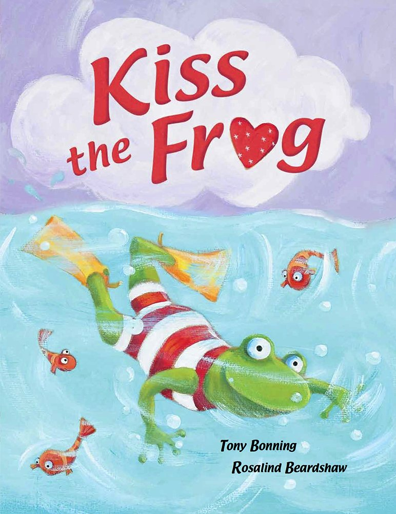 Download Kiss The Frog (Meadowside Portrait) PDF