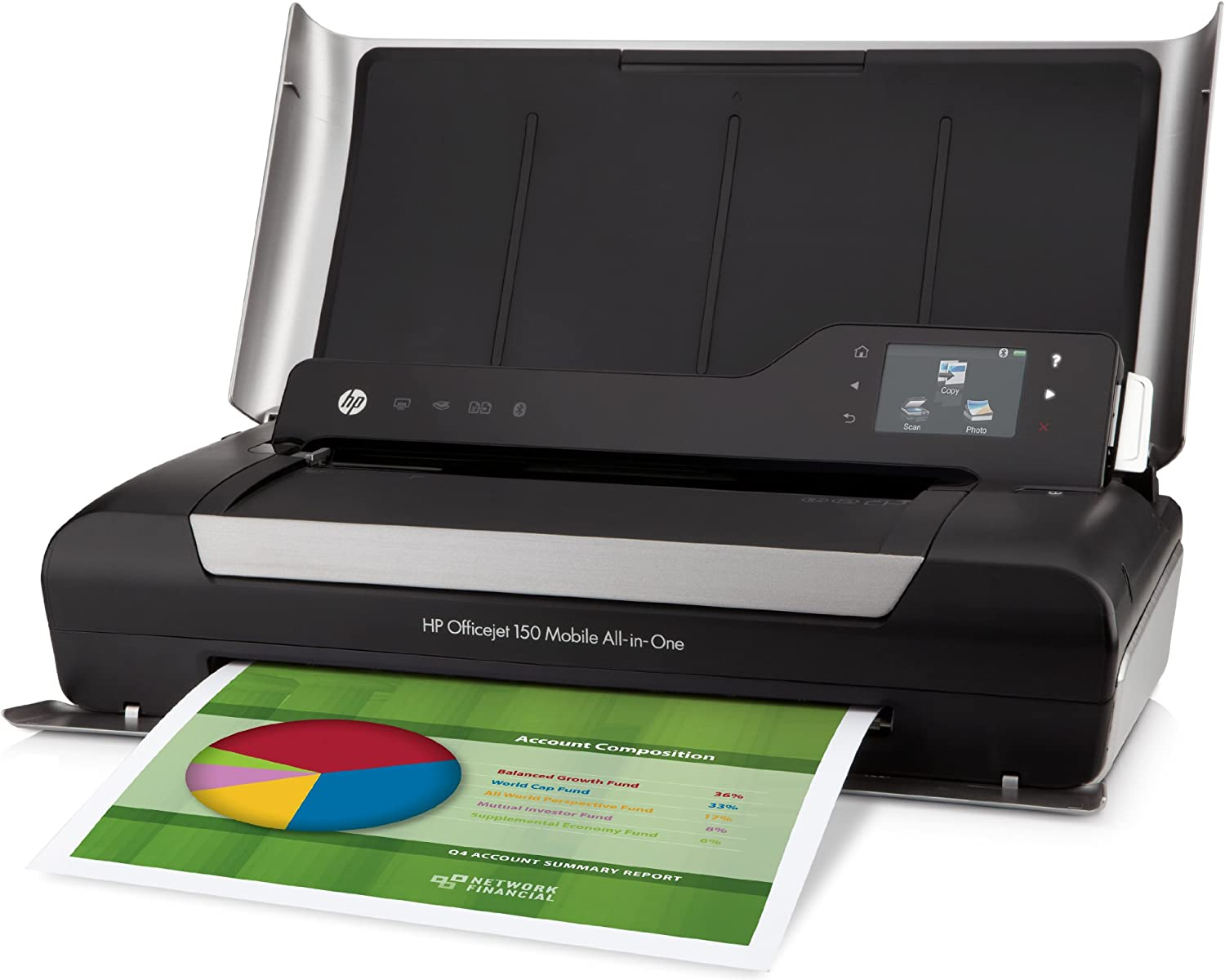 Hp Officejet 150 Mobile Wireless Colour Printer With Copier Amazon Ca Electronics