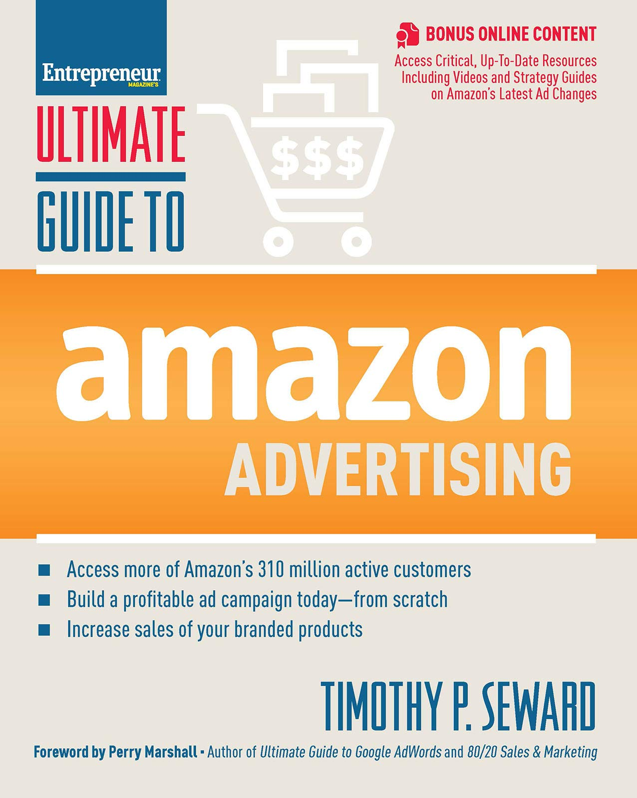 b2532b069ffc Ultimate Guide to Amazon Advertising: Timothy P. Seward ...