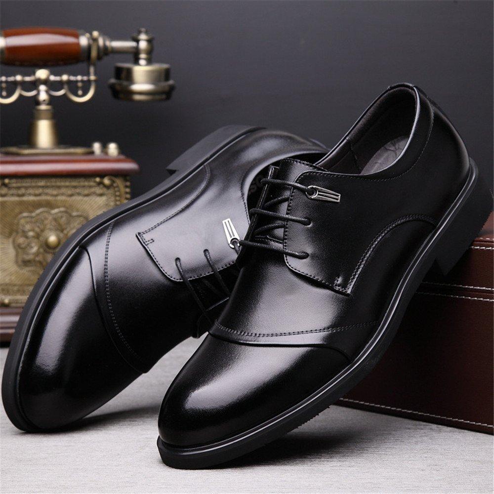 Männer - mode casual schuhen, männer - business - schuhe, business british style business schuhe, casual schuhen,schwarz,38 6924c4