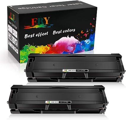 Eby Kompatibel Samsung Mlt D111s Toner Patronen Für Samsung Xpress M2070 M2026w M2070w M2020w M2022w M2070fw M2078w Sl M2026w Sl M2070w Sl M2070fw Sl M2078w Sl M2026 Sl M2022 Sl M2020 2 Schwarz Bürobedarf Schreibwaren