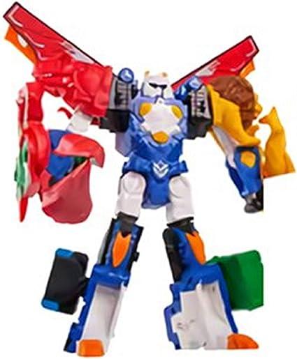 Hello Carbot Klion Transformer Robot Lion Toy