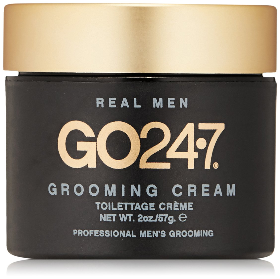Real Men Grooming Cream by GO247 for Men - 2 oz Cream M-HC-1273