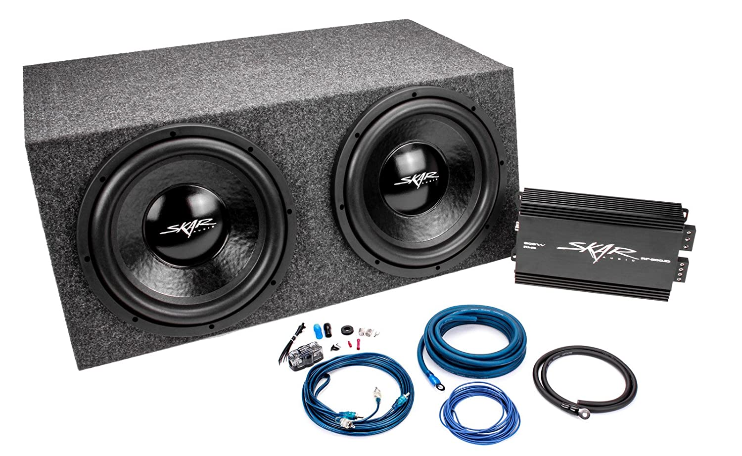 Best Subwoofers For Car Audio Systems 2018 Buyers Guide And Jl Marine Amp Wiring Kit Marinerated This Is Another All In One Subwoofer Package Those Who Dont Want To Bother With The Smallest Details Need Get Their System Going