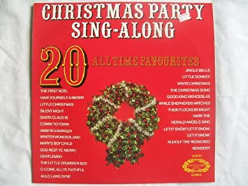 Christmas Party Time Images.Christmas Party Sing Along 20 All Time Favourites