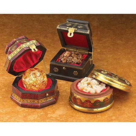 three kings gifts christmas gold frankincense and myrrh deluxe box set of 3 - Gold Frankincense And Myrrh Christmas Gifts