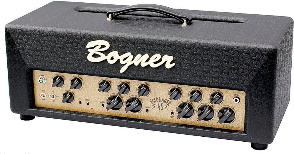 Bogner Goldfinger 45 · Amplificador guitarra eléctrica: Amazon.es ...