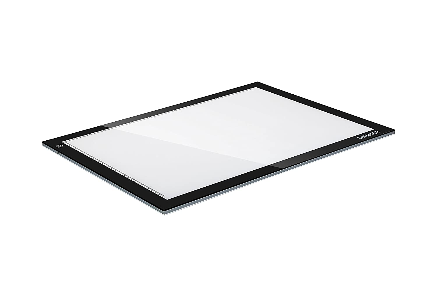 """Amazon.com: Dbmier A3 LED Ultra-Thin Tracing Light Pad Adjustable Light Box - 12.20"""" X 16.93"""" Ideal for 2D Animation, Calligraphy, Tattoo, ..."""