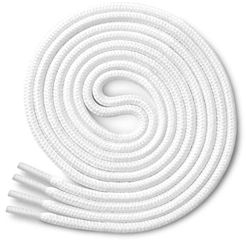 Miscly Lacci Scarpe Rotondi  3 Paia  Stringhe Scarpe Resistenti - Lacci Per  Scarpe Da 2eccb2184ec