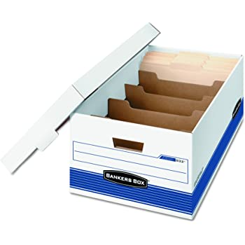 Amazon Com Bankers Box 0083201 Stor File Extra Strength