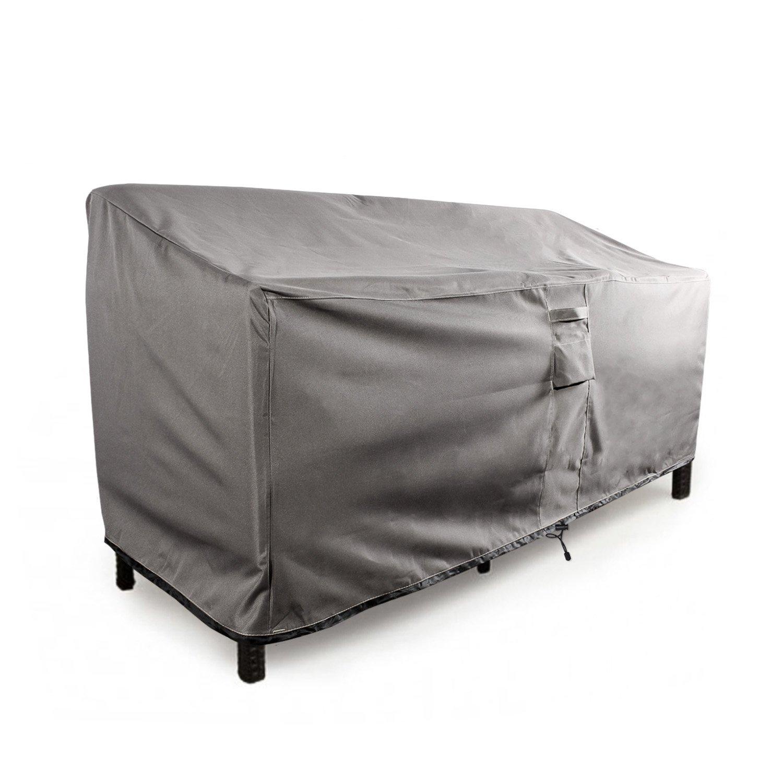 Waterproof Heavy Duty Outdoor Lounge Loveseat Sofa Cover
