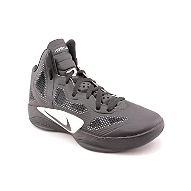 new style 6b13b 651ab Nike Zoom Hyperfuse 2011 Tb Basketball Shoes Black White  Buy Online at Low  Prices in India - Amazon.in