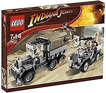LEGO Indiana Jones 7622: Amazon.es: Juguetes y juegos