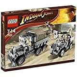 LEGO - 7622 - Indiana Jones - Jeux de construction - L'attaque du convoi